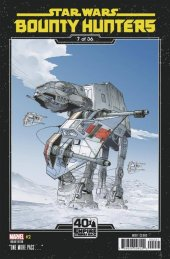 Star Wars: Bounty Hunters #2 Sprouse Empire Strikes Back Variant