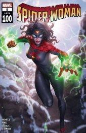 Spider-Woman #5 Junggeun Yoon Variant