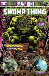 Swamp Thing Giant #5 (Mass Market Edition)