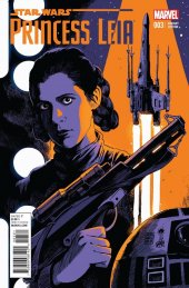 Star Wars: Princess Leia #3 Francavilla Variant