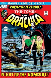 the tomb of dracula #1