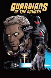 Guardians of the Galaxy Annual #1 1:50 John Tyler Christopher Variant
