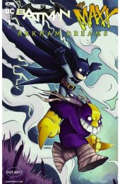 Batman / The Maxx: Arkham Dreams #1 Christopher Uminga Variant