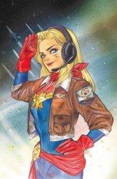 Captain Marvel #16 Peach Momoko Variant B