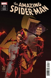 The Amazing Spider-Man #30 1:25 Codex Variant