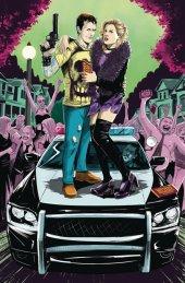 Buffy the Vampire Slayer #9 Cover D Preorder Inzana Variant