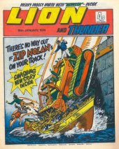 Lion #January 19th, 1974