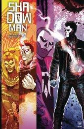 Shadowman #7 Cover C Ganucheau