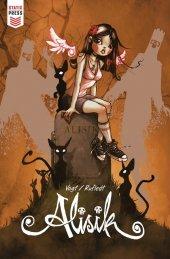 Alisik Fall #1 Cover B Book Variant