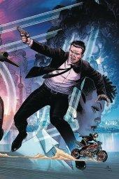 James Bond #3 Cheung Ltd Virgin Cover