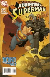Adventures of Superman #642