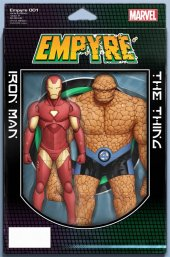 Empyre #1 Christopher 2-Pack Action Figure Variant