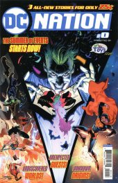 DC Nation #0 BuyMeToys Exclusive Variant