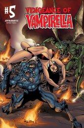 Vengeance of Vampirella #5 FOC Variant