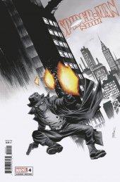 Spider-Man Noir #4 1:25 Variant Cover