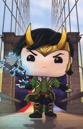 Thor #1 FCBD Loki Funko Pop! Virgin Variant