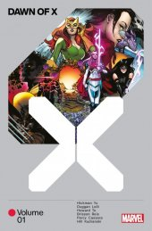 Dawn of X Vol. 1 TP