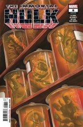 The Immortal Hulk #8 Original Cover