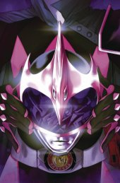 Mighty Morphin Power Rangers: Ranger Slayer #1 Montes Foil Variant