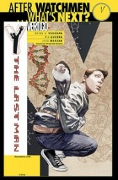 Y: The Last Man #1 After Watchmen, What