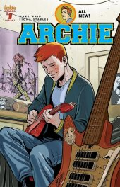 Archie #1 Mike Norton Cover