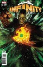 Infinity Countdown #2 Super Skrull Hold Infinity (Granov) Variant
