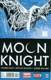 Moon Knight #3 2nd Printing Shalvey Variant