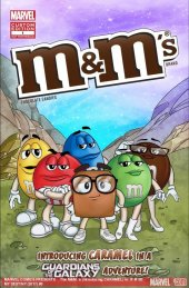 Marvel Comics Presents - The M&M's #1