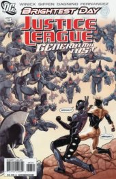 Justice League: Generation Lost #3 Variant Edition