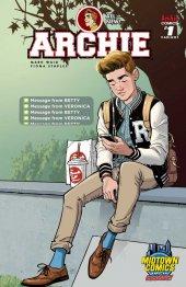 Archie #1 Midtown Comics NYC Variant