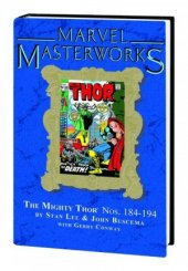 Marvel Masterworks: The Mighty Thor Vol. 10 HC Direct Market Edition