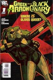 Green Arrow / Black Canary #1 Variant Edition