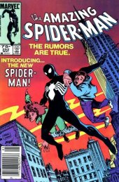 The Amazing Spider-Man #252 Price Variant