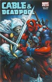 Cable & Deadpool #36 Hasbro Variant