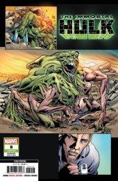 The Immortal Hulk #8 3rd Printing Bennett Variant