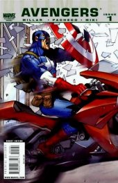 Ultimate Avengers #1 2nd Printing Variant