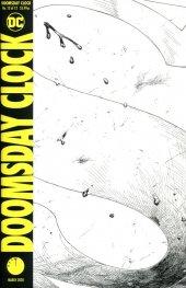 Doomsday Clock #12 2nd Printing