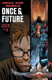 Once & Future #3