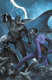 Detective Comics #1027 Bulletproof Exclusive Virgin Edition Cover by Gabriele Dell