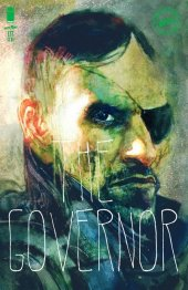 The Walking Dead #177 Cover B 15th Anniversary Sienkiewicz Variant