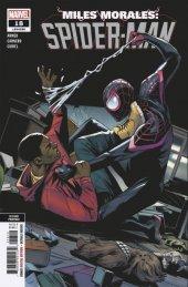 Miles Morales: Spider-Man #18 2nd Printing