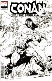 Conan the Barbarian #1 Asrar Party Sketch Variant