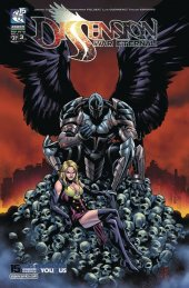 Dissension: War Eternal #3 Cover B To