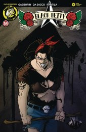 Black Betty #4 Cover D Maccagni Tattered & Torn