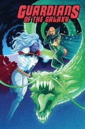 Guardians of the Galaxy Annual #1 1:25 Jen Bartel Variant