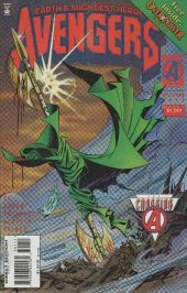 The Avengers #391