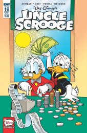 Uncle Scrooge #16 Subscription Variant