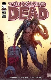 The Walking Dead #100 Cover D