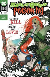 Harley Quinn and Poison Ivy #6
