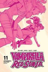 Vampirella / Red Sonja #11 Cover C Romero